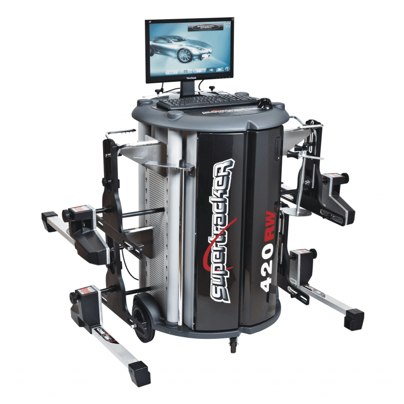 STR420RW - Computerised Wheel Alignment Equipment