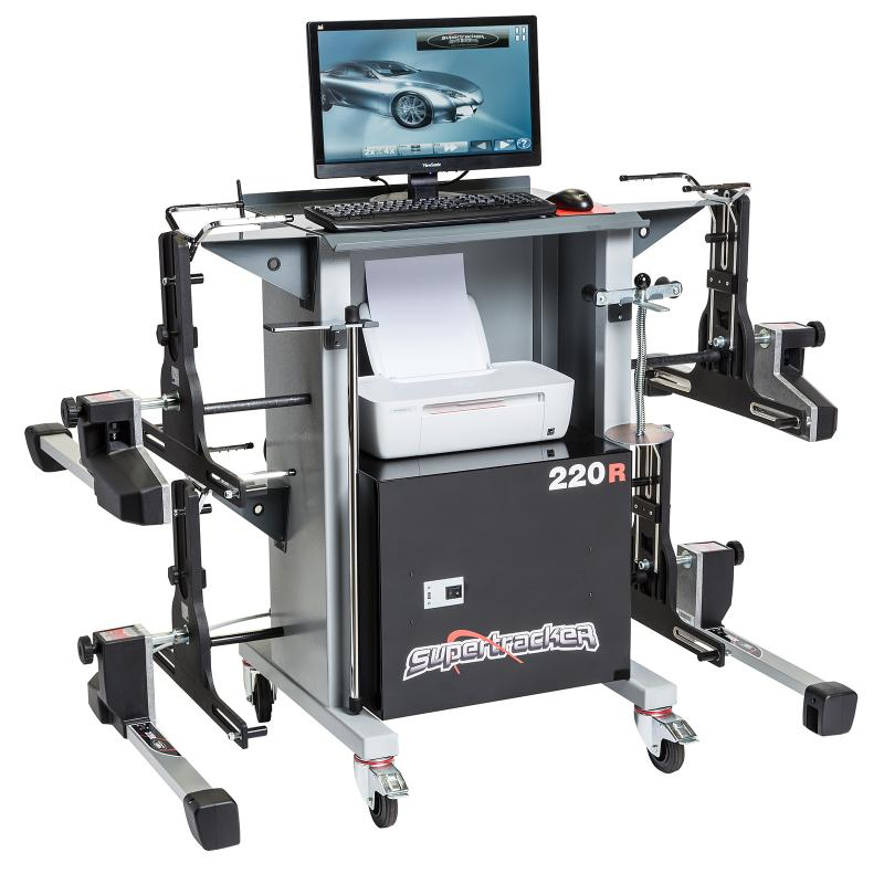 STR220R - Computer Wheel Alignment Equipment