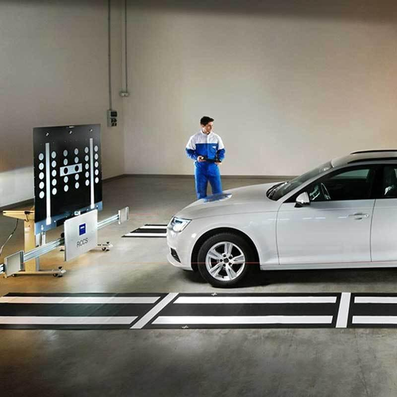 Vehicle ADAS Calibration | Supertracker