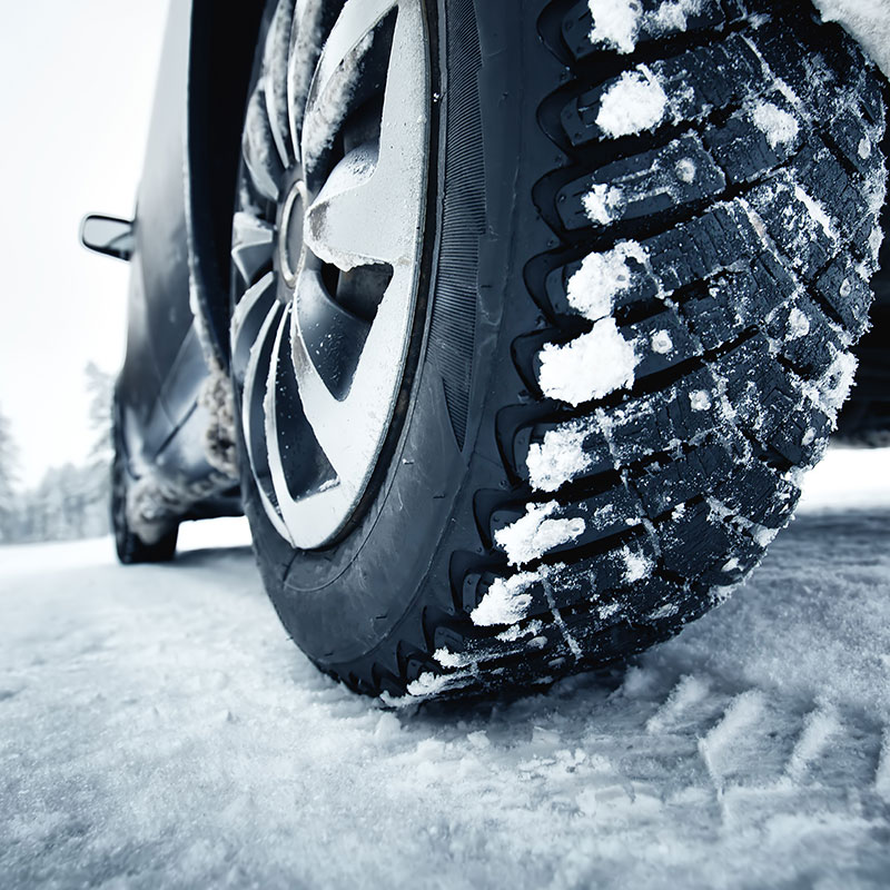 Supertracker Winter Driving and Tyre Safety