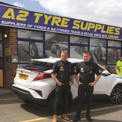 Mobile Commercial Tyre Alignment – A big step forward for A2 Tyre Supplies
